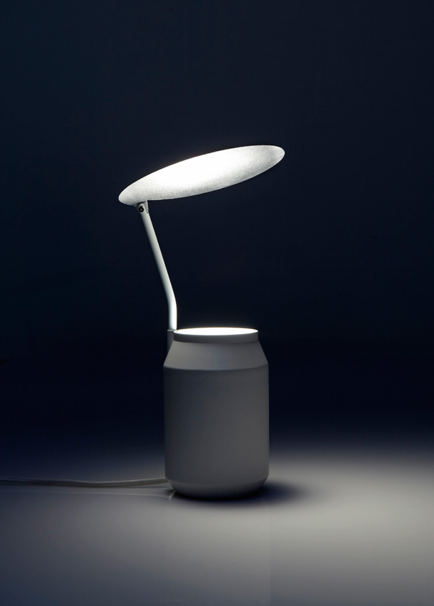 Hand-made lamp designed by Arik Levy