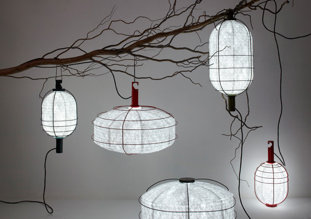 Hand-made production of Lighting by Forestier