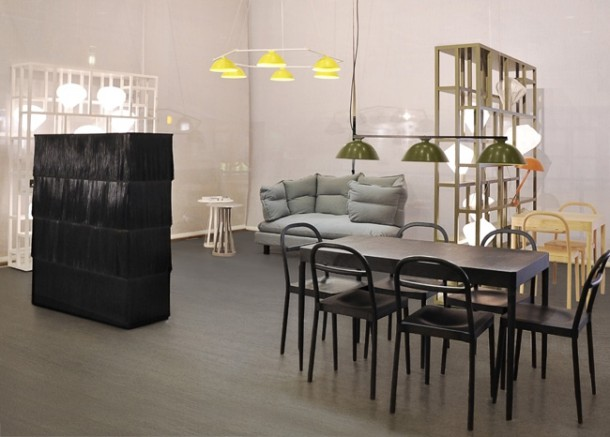 Inga Sempe furniture