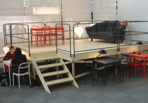 Inga Sempe Furniture in Stockholm