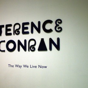 Terence Conran exhibition