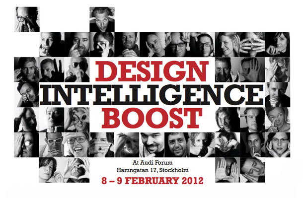 Designboost design intelligence event