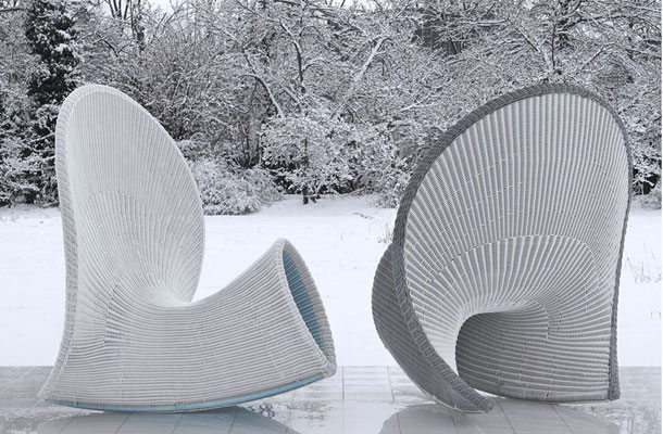 Fabio Novembre chairs for Driade