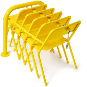 Portable park chair Share by Thomas Bernstrand