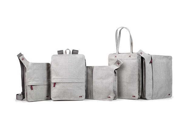 Luggage collection by Benjamin Hubert for Nava