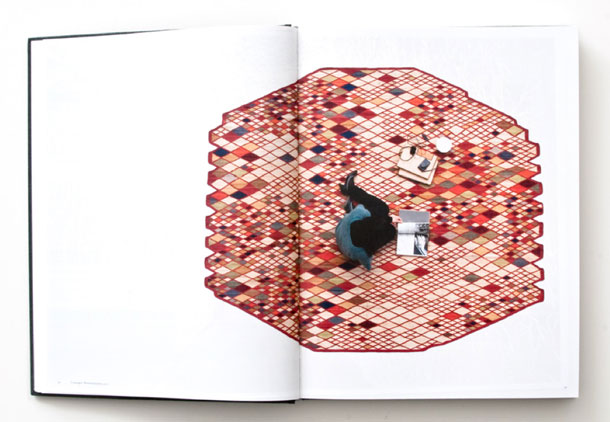 Carpet in the Bouroullec book