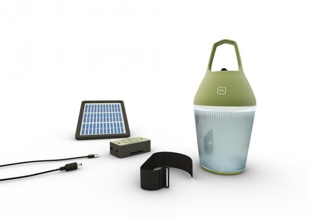 Solar lamp
