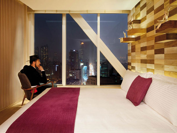 Design hotel in Hong Kong