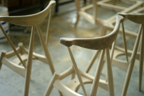 Chairs by Shanghai based Stellar Works