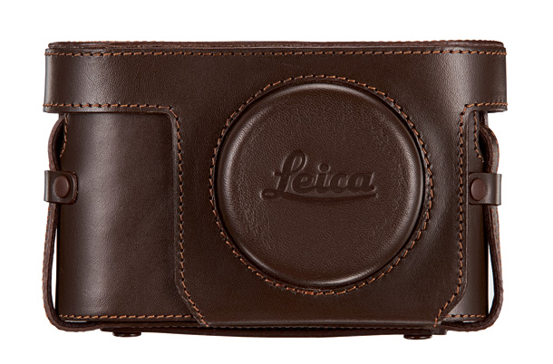 Leica X2 brown leather case
