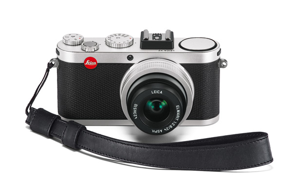 Leica X2 with wrist strap