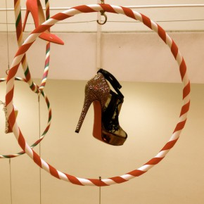 Design Museum celebrates Louboutin's 20 years of shoe making.
