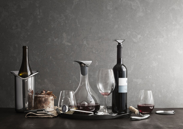 Wine & Bar set by Georg Jensen
