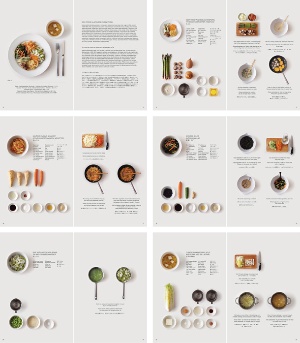japanese kitchen book by Moé Takemura