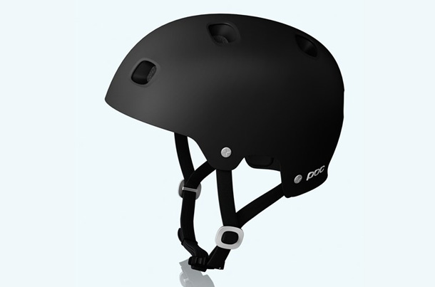 Poc helmet for road bicycling