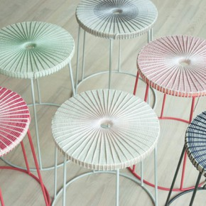 Fade stool by Catherine Aitken - Time to Design 2012 winner