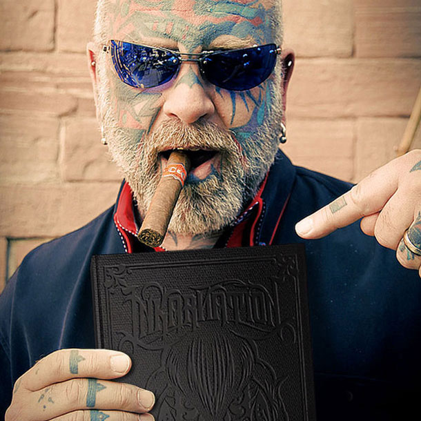 Inkarnation book about tattoo and lifestyle