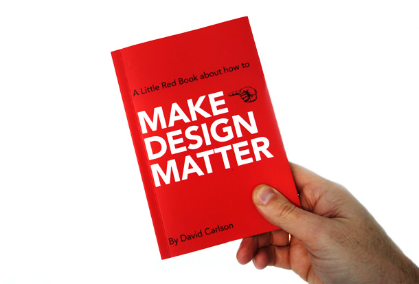 Book about meaningful design