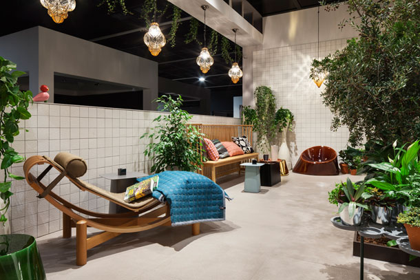 Das Haus by Luca Nichetto at Imm Cologne