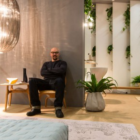 "Photos from ""Das Haus"" by Luca Nichetto at imm cologne"