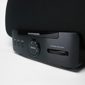 Marantz Consolette by Feiz design studio