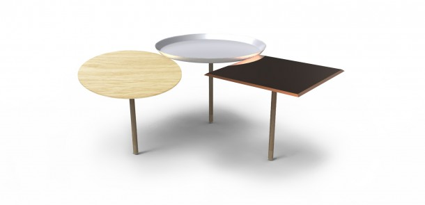 3table by Front for Porro