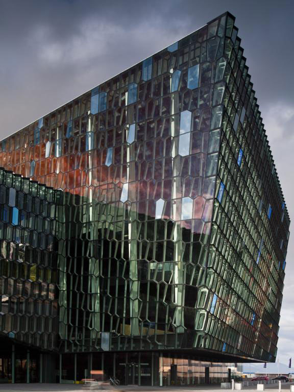 Harpa by Henning Larsen architects