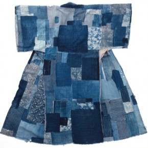 Boro - The Fabric of Life highlights traditional Japanese patchwork textiles