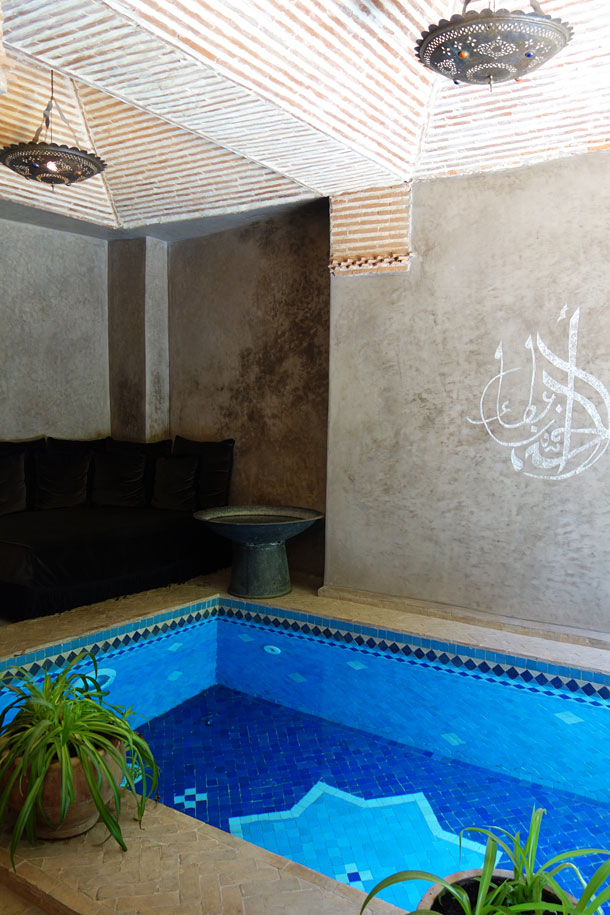 Moroccan flair at Riad Khol in Marrakech