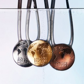 Swimming World Championships Medals by Lagranja