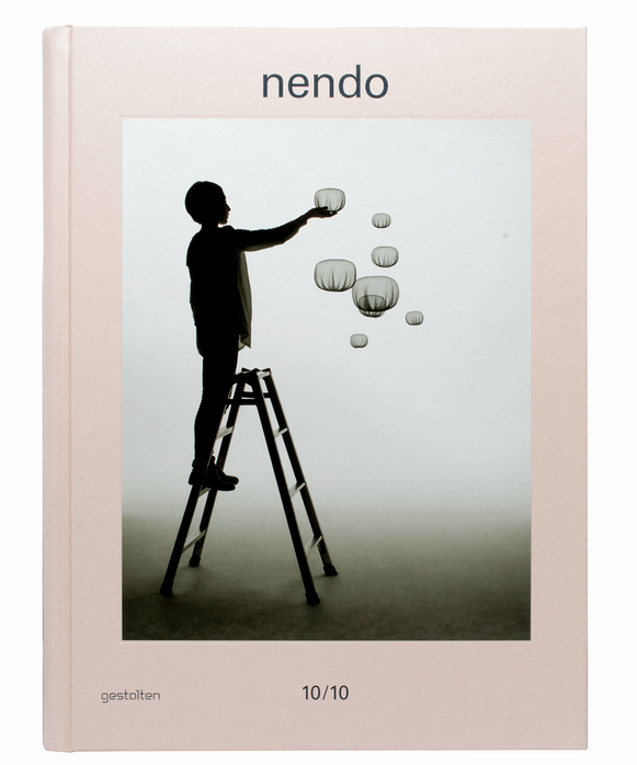 Monograph about design studio Nendo