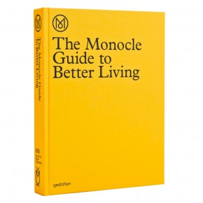 New book: The Monocle Guide to Better Living