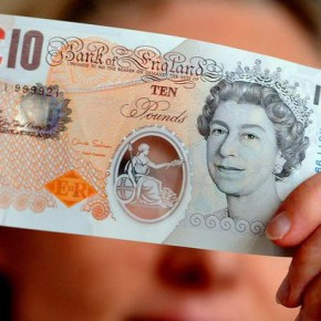 Plastic banknotes the way of the future?