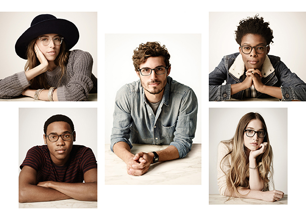 Warby Parker new fall collection