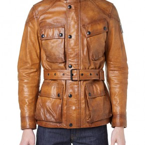 Timeless style and renowned durability from Belstaff