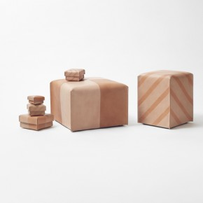 Sun tan patterns by Nendo