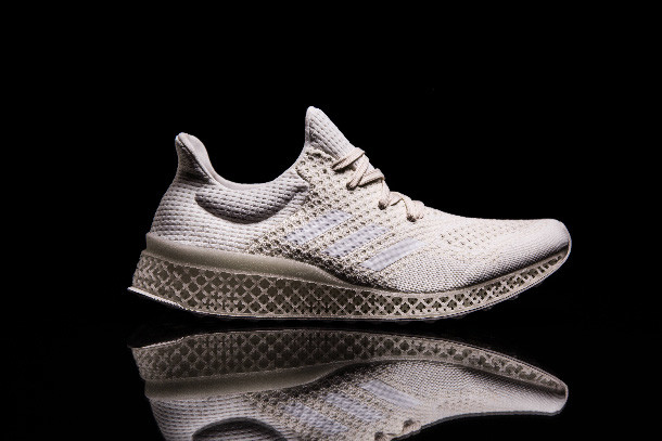 adidas 3-d printed shoe sole