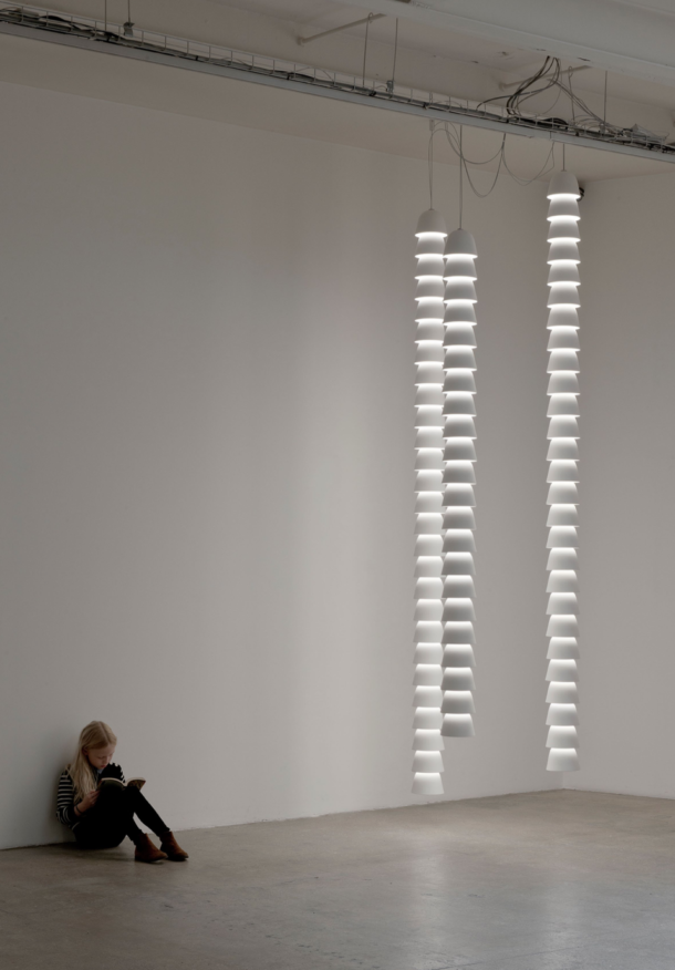 Bouroullec exhibition at Galerie Kreo