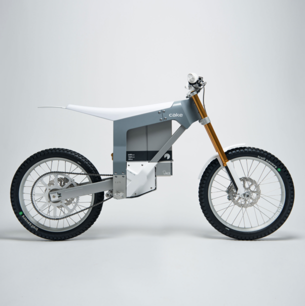 all-electric high-performance off-road motorcycle KALK