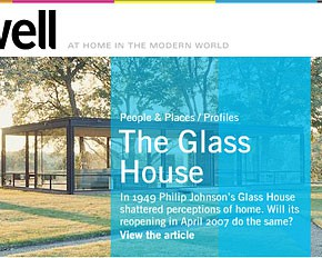 dwell updated homepage