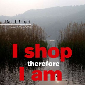 New bulletin - I shop therefore I am