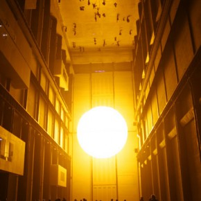 Weather Project by Olafur Eliasson - a reminiscence