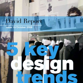 New report about 5 key design trends