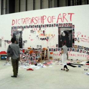 Selected images from The Yokohama Triennale 2