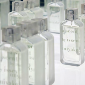 Arik Levy bottle design for A Scent by Issey Miyake