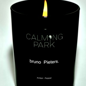 Scented candle by bruno Pieters for Calming Park