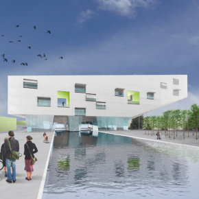 Tim Power Architects in Housing Sociale