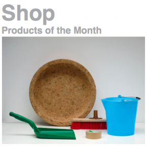 Products of the month at Shop by Jasper Morrison