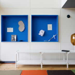 The Le Corbusier Apartment 50 by Bouroullec