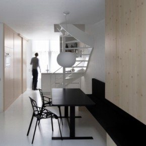 Compact interior by i29 interior architects